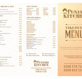 punjabi kitchen TAKEAWAY MENU-1