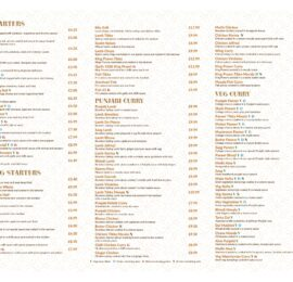 punjabi kitchen TAKEAWAY MENU-2